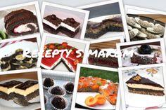 Moje makové lásky - 20 receptov s makom Naničmama. Waffles, Deserts, Pudding, Breakfast, Fit, Green Papaya Salad, Morning Coffee, Shape, Custard Pudding
