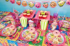 Decoração Festa Shopkins Party.04