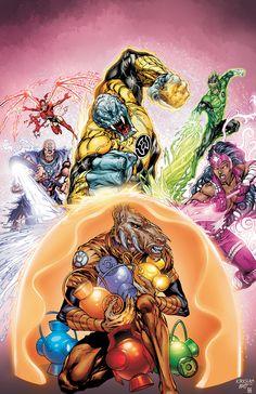 Los nuevos Guardianes  The New Guardians