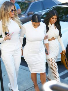 Khloe, Kim, and Kourtney head to dinner at Casa Escobar in Los Angeles a day after Kourt's split from Scott Disick.