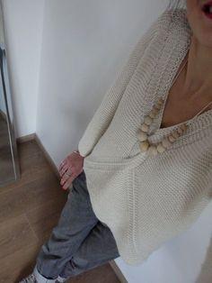 Le blog d'Aurélie La Poule : tricots, mode et expériences culinaires.