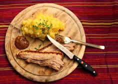 Amor&Kartoffelsack: Wammerl mit bayrischem Kartoffelsalat