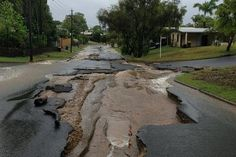 Shields Ave Rockhampton Qld 26 Jan 2013