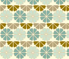 vine_decoflower fabric by holli_zollinger on Spoonflower - custom fabric