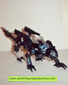 Takara / Hasbro toys TRANSFORMERS revenge of the fallen movie series action figures for sale to buy 2009 RAVAGE 100% COMPLETE Condition: Excellent - nice paint, nice joints - nothing broken, damaged,
