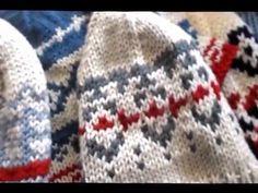 ΠΛΕΚΩ ΜΕ ΧΡΩΜΑ / KNITTING COLORWORK - YouTube Knitted Hats, Youtube, Winter Hats, Knitting, Fashion, Moda, Tricot, Fashion Styles, Breien