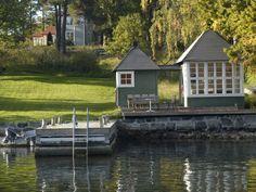 Villa Ekbacken: Right on the waterfront - designer villa in the archipelago ... | HomeAway
