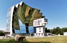 World Largest  Solar Furnace - Odeillo, France
