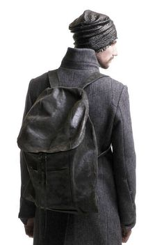 Visions of the Future: Backpack [ UpUrGame.com ] #guy #fashion #game