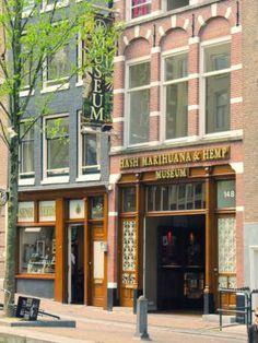 extravagante Amsterdam | capitolo musei MUSEO della Cannabis Hash Marihuana & Hemp Museum http://hashmuseum.com/ Hash Marihuana & Hemp Museum