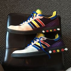 Ultra Rare Adidas Originals Oddity handball Plug Trainers UK 9 in Clothes, Shoes & Accessories, Men's Shoes, Trainers | eBay