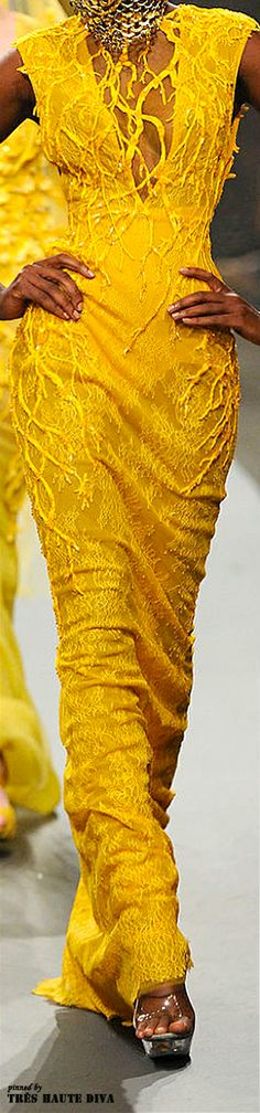 *.* Armato by Furne One FW 2014.Yellow