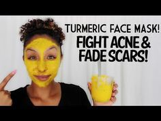 How To Use Turmeric On Your Face To Eliminate Acne, Eczema, Inflammation And Dark Spots Forever