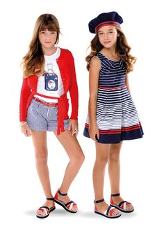 MAYORAL. Girls Collection. Spring-Summer 2013.