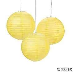 Yellow Lantern. $10.99 for 6 pc.