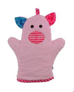 Pinky the Piglet Bath Mitt
