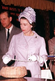 Royal Tour to India. Queen Elizabeth II and Prince Philip, the Duke of Edinburgh, are pictured. Hm The Queen, Royal Queen, Her Majesty The Queen, Save The Queen, Prince Philip Queen Elizabeth, Young Queen Elizabeth, Prince Phillip, Queen Hat, King Queen
