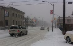 UPDATE: Environment Canada Tracking Snow Storm