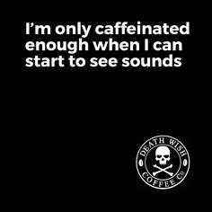 Coffee Death Wish Coffee
