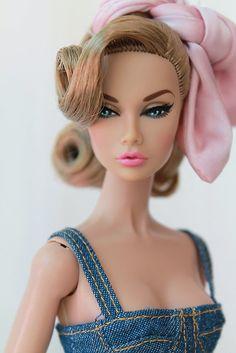 Beautiful Barbie Dolls, Pretty Dolls, Barbie Model, Poppy Parker, Fashion Dolls, Poppies, Royalty, Friends, People