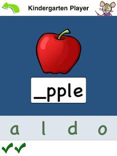Kindergarten Apps