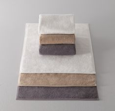 Nizza Collection with Anthracite, White and Cappucino colours