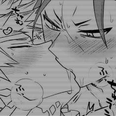 Face Anime, Anime Boy Hair, Anime Henti, Kirishima Eijirou, Ayato, My Hero Academia Shouto, My Hero Academia Episodes, Anime Faces Expressions, Bakugou Manga