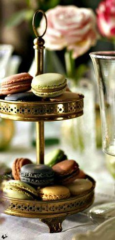 Macarons - LadyLuxuryDesigns