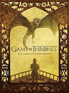Game of Thrones - Season 5 [DVD]: Amazon.co.uk: Kit Harington, Emilia Clarke, Lena Headey, Peter Dinklage, Jonathan Pryce: DVD & Blu-ray