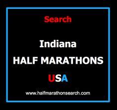 Indiana half marathons.  Half marathon schedule for half marathons in Indiana www.halfmarathonsearch.com/#!half-marathons-indiana/c274