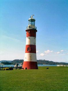 The Hoe, Plymouth, Devon