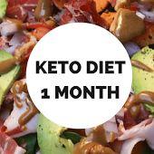 Keto Diet Plan - 1 Month Guide