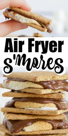 Air Fryer Recipes Dessert, Air Fryer Oven Recipes, Air Frier Recipes, Cooks Air Fryer, Delicious Desserts, Yummy Food, Air Fried Food, Cookies Et Biscuits, Food To Make
