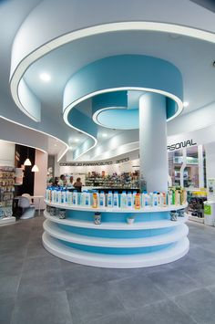Pharmacy Design Ideas palau pharmacy by marketing jazz barcelona spain Wwwconcepes Diseo De Farmacias Pharmacy Design Drug Store Design