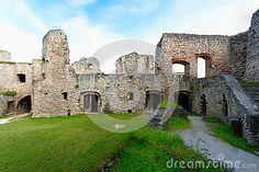 Castle Rabi by Huspi, via Dreamstime