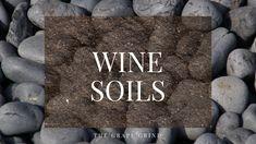 Wine Soils: All you need to know! Sauvignon Blanc, Cabernet Sauvignon, Wine Varietals, Magnesium Carbonate, Pinot Gris, Wines, Fall, Autumn