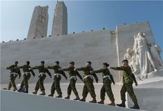 A century later, ceremonies across Canada and in France commemorate and reinforce our commitment to never forget our fallen. O Canada, Mount Rushmore, Forget, France, Mountains, Nature, Travel, Voyage, Viajes