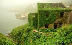 Shengshan Island, China