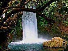 Hermon National Park (Banias) - Banias Waterfall