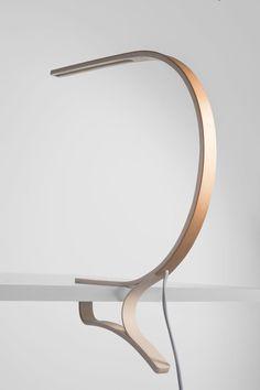 designbinge:  'Optimist' lamp by Cosima Geyer