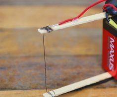 How to Make a Plastic Foam Cutter