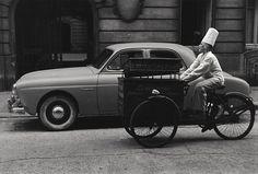 Paris, 1954  • Édouard Boubat