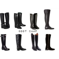 Boot Camp, created by anakral on Polyvore