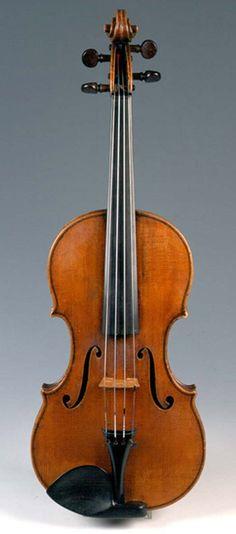 Guarneri del Jesu model violin