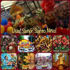 Joining the nation in celebrating the Feast of the Sto. Niño this weekend. May the guidance and protection of Señor Santo Niño bring us greater peace and prosperity in our homes and our country.