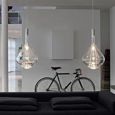 Studio Italia Design SKYFALL SO1 LED-Pendelleuchte | Empor.de