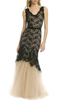 Rent Noir Timeless Love Gown by nha khanh for $100 only at Rent the Runway.