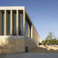 Sainsbury Laboratory by Stanton Williams  wins 2012 RIBA Stirling Prize