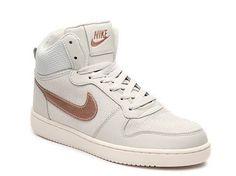 Nike Court Borough High-Top Sneaker - Womens
