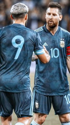 Agüero y Messi hashtags Lional Messi, Messi Soccer, New Year Inspirational Quotes, Goalkeeper Training, Kun Aguero, Baseball First, Barcelona Football, Soccer Girl Problems, Football Wallpaper